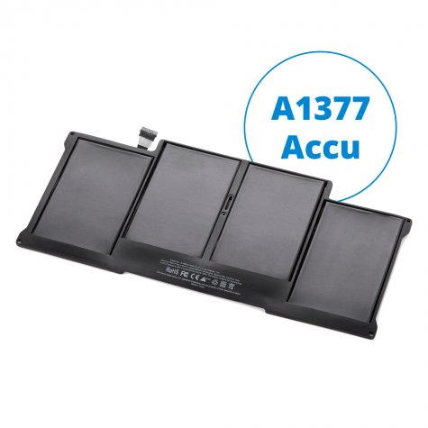 A1377-macbook-accu-front