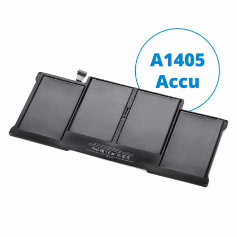 A1405-macbook-accu-front