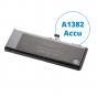 A1382-MacBook-Pro-15-inch-accu-batterij-voorkant