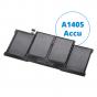 A1405-macbook-accu-front