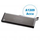A1309-MacBook-Pro-17-inch-accu-batterij-voorkant
