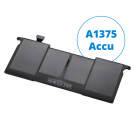 A1375-macbook-accu-battterij-front